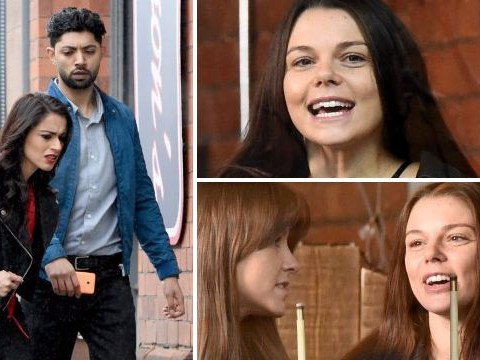 Coronation Street spoilers: Kate Connor and Rana Nazir to be plagued by Zeedan's obsession