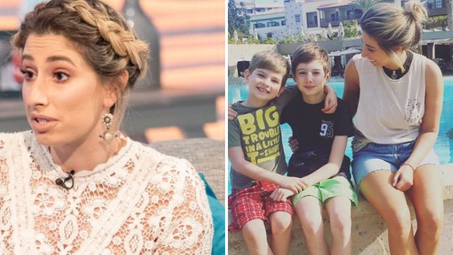 Stacey Solomon makes 'controversial' decision to homeschool her sons after noticing personality changes