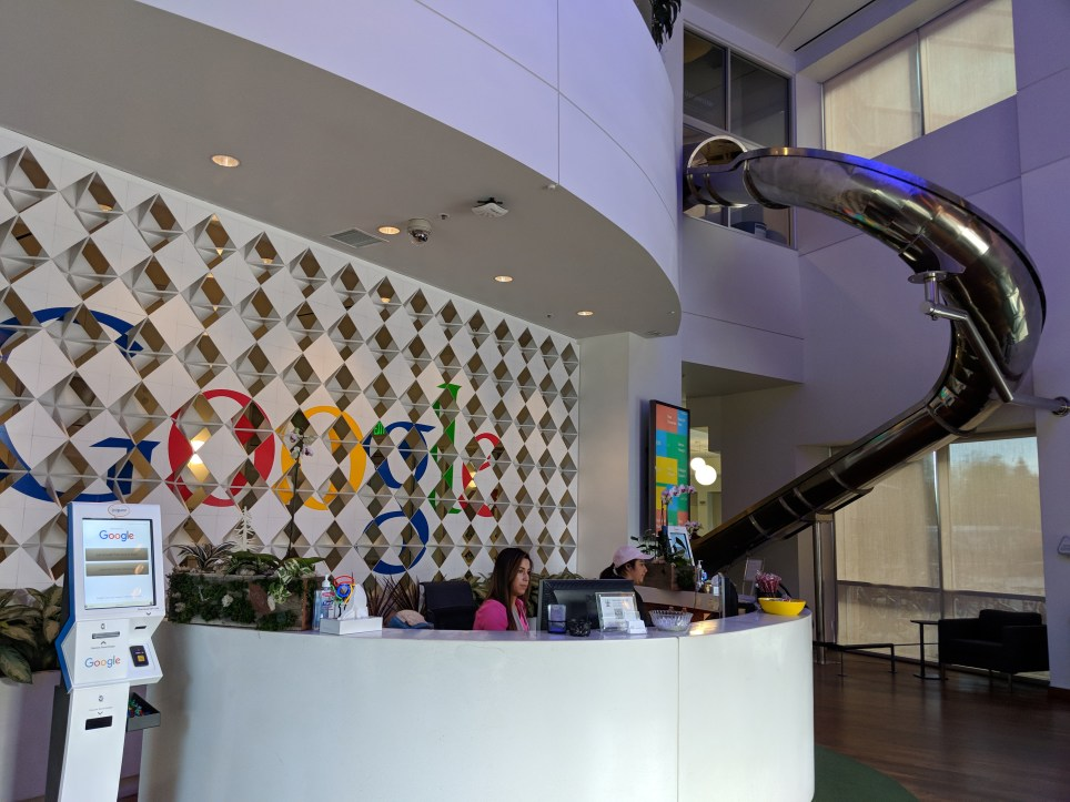 We took a tour of Google\'s HQ and it\'s as awesome as you\'d ...
