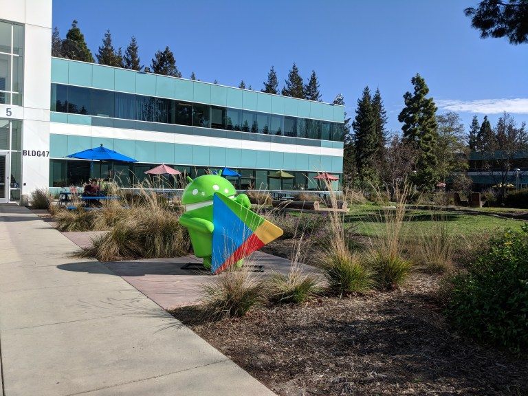 We took a tour of Google's HQ and it's as awesome as you'd