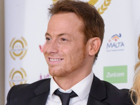 Joe Swash 'shaken up' after being 'threatened by a blade-wielding thug'