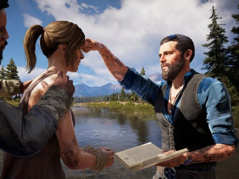 Far Cry 5 is biggest new game of 2018 in latest UK charts