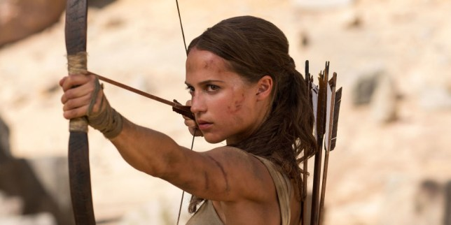 Tomb Raider Release Date Trailer And Who Joins Alicia