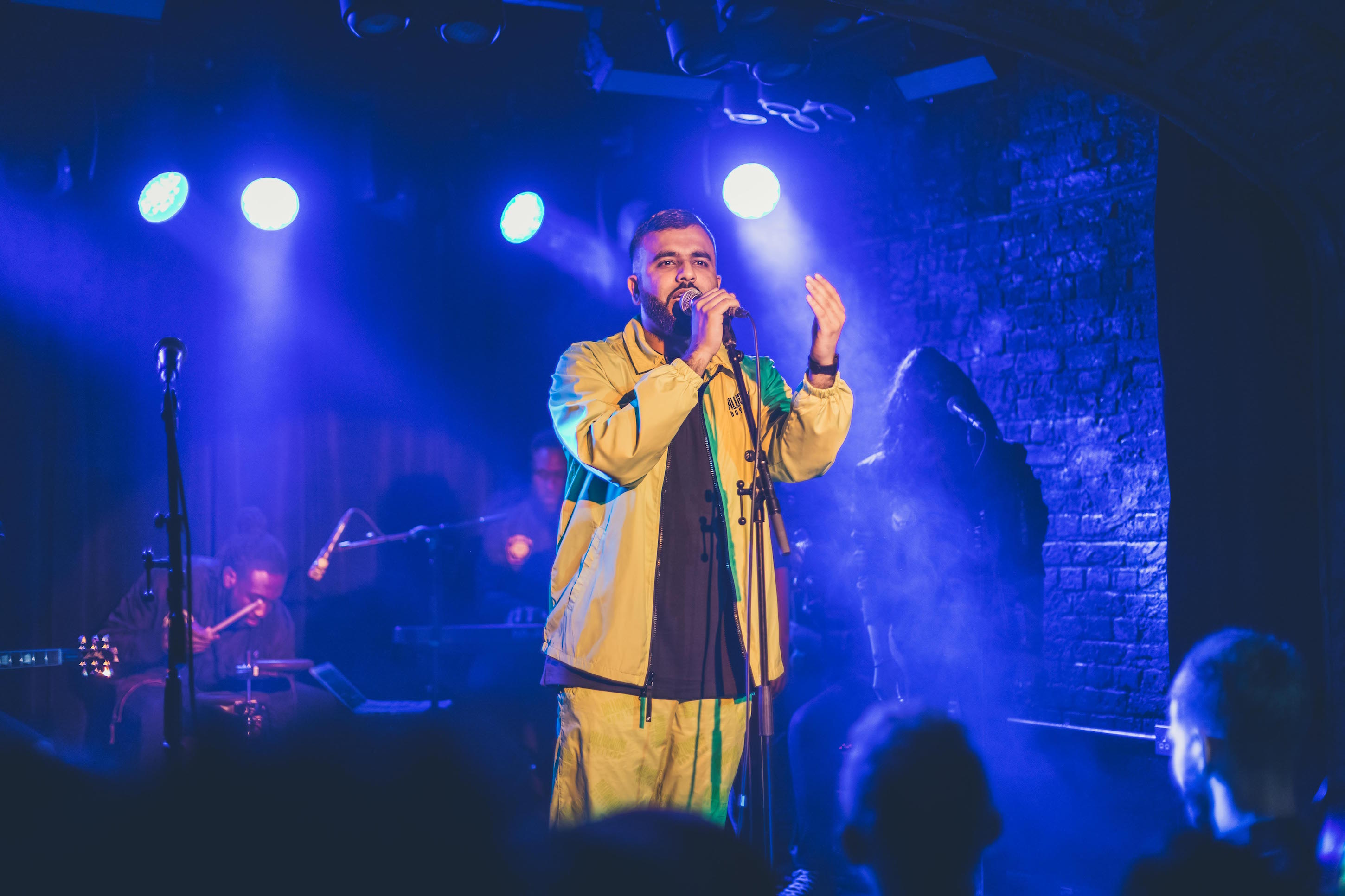 'If I don't write for a few days I get proper caught up in my feelings' – poet Hussain Manawer talks mental health on our weekly podcast