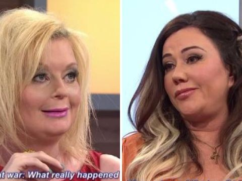Lauren Harries and Lisa Appleton 'nearly got arrested' over avocados on hysterical boozy Benidorm holiday