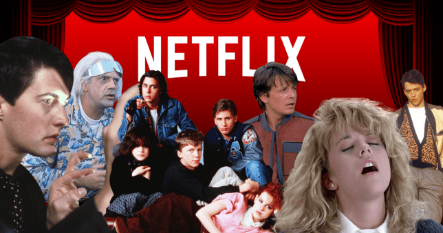 7 of the best 80s movies on Netflix