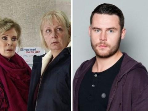 10 soap spoilers: Phelan death aftermath, EastEnders sex scandal, Emmerdale kidnap, Hollyoaks cancer lie
