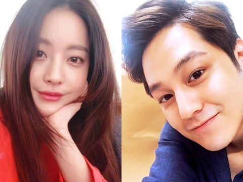 Hwayugi star Oh Yeon-seo and actor Kim Bum confirm relationship after pair spotted on date