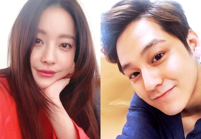 It S Love Hwayugi Star Oh Yeon Seo And Actor Kim Bum Confirm