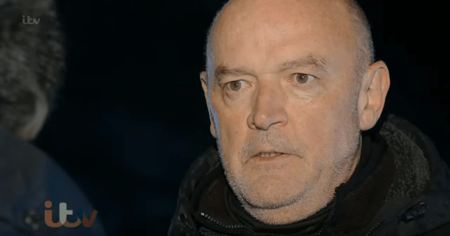 Phelan closes in on Eileen in Coronation Street