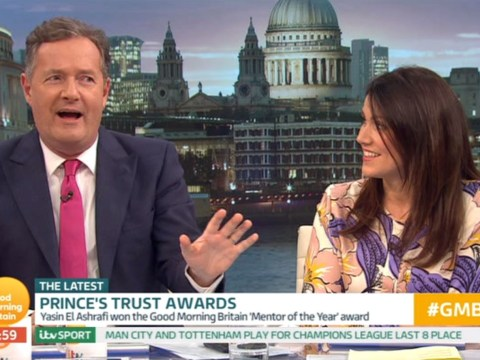 Susanna Reid jokes about 'sliding into DMs' as Piers Morgan tries to blag Royal Wedding invitation
