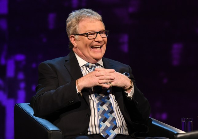 Jim Davidson on Life Stories