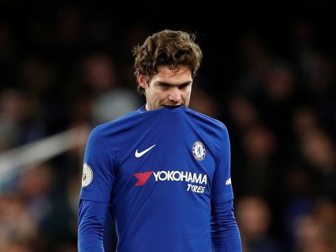 Marcos Alonso picks out three reasons behind Chelsea's struggles this season