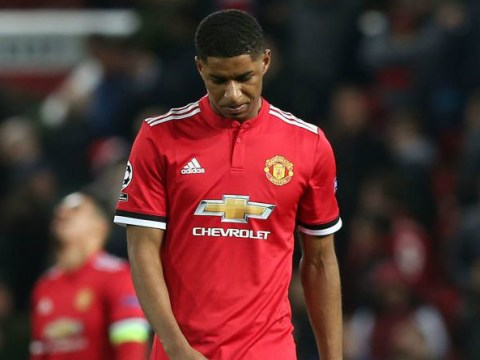 Marcus Rashford sends message to team-mates following Manchester United's defeat to Sevilla