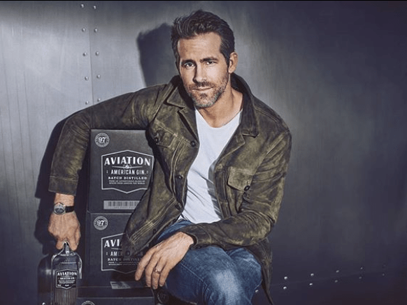 Ryan Reynolds announces that he's become part owner of a gin company with the best OOO email