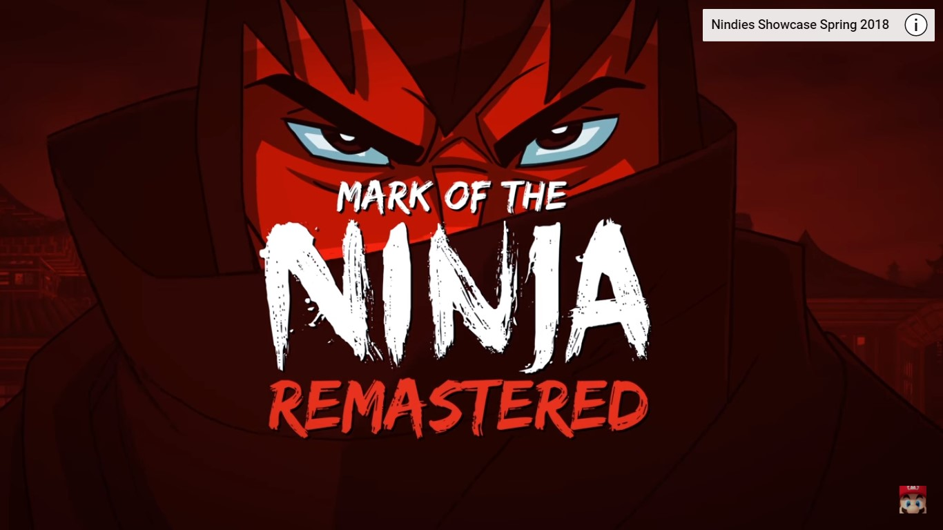 Mark Of The Ninja Remastered - a stealthy remaster