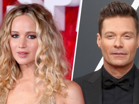 Jennifer Lawrence not sure if she'll speak to Ryan Seacrest at Oscars amid sexual harassment allegations