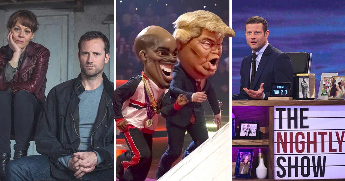ITV ditches 'underperforming' shows The Nightly Show, Fearless and Bigheads