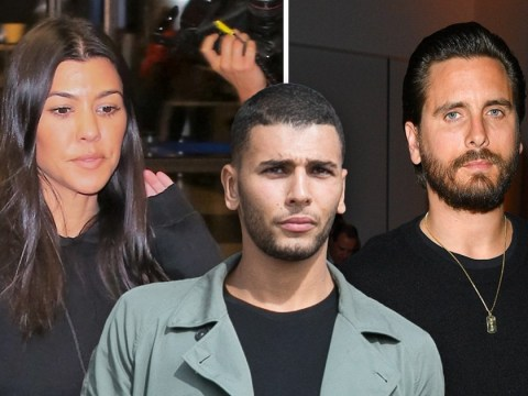 Kourtney Kardashian and Scott Disick 'come to blows' once again over Younes Bendjima
