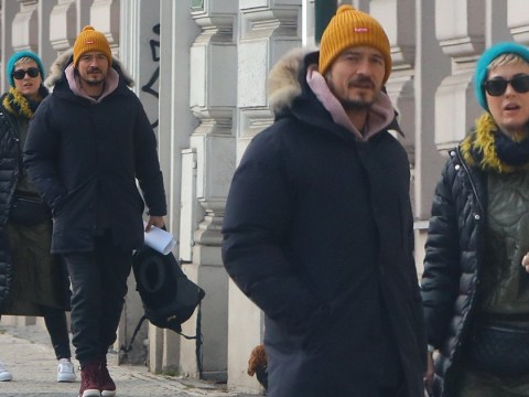 Orlando Bloom and Katy Perry pictured on romantic city break as they rekindle romance