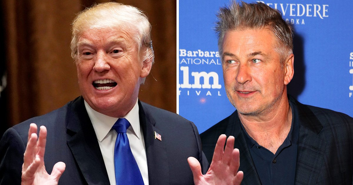 Donald Trump is mad at 'terrible' Alec Baldwin for his SNL impression