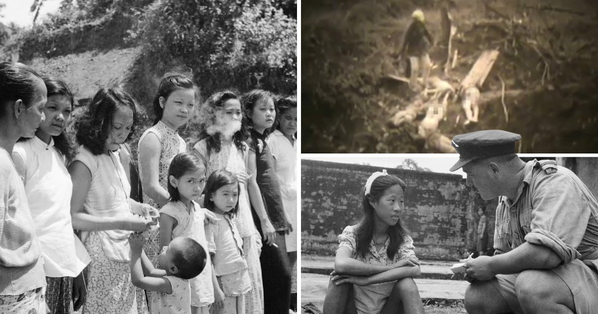 Harrowing WWII film shows Korean sex slaves murdered by Japanese soldiers
