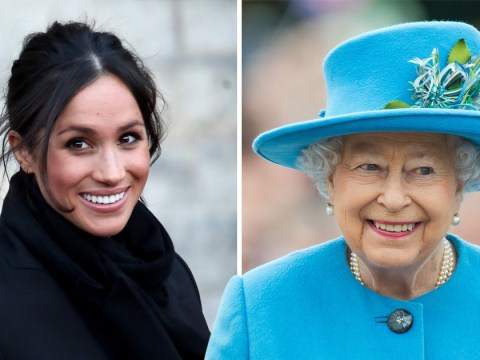 Meghan Markle's first ever official engagement with the Queen revealed