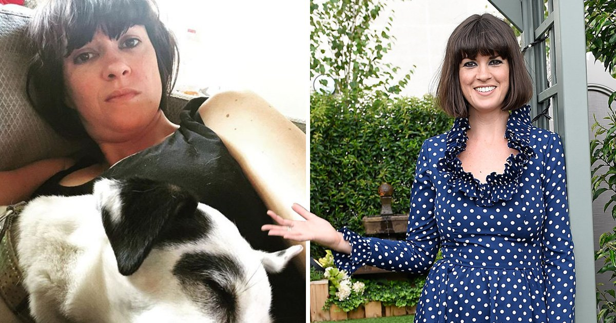 Dawn O Porter says having a Dog before giving birth helped ease her into motherhood exclusive for