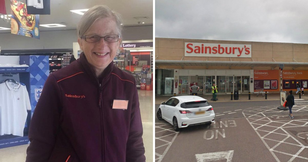 How Sainsbury's helped a woman with advanced Alzheimer's keep working