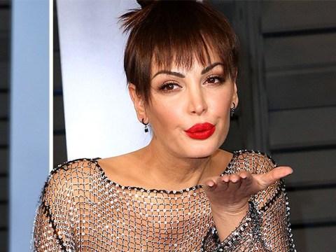 Albanian singer Bleona Qereti steals Vanity Fair red carpet in mesh dress