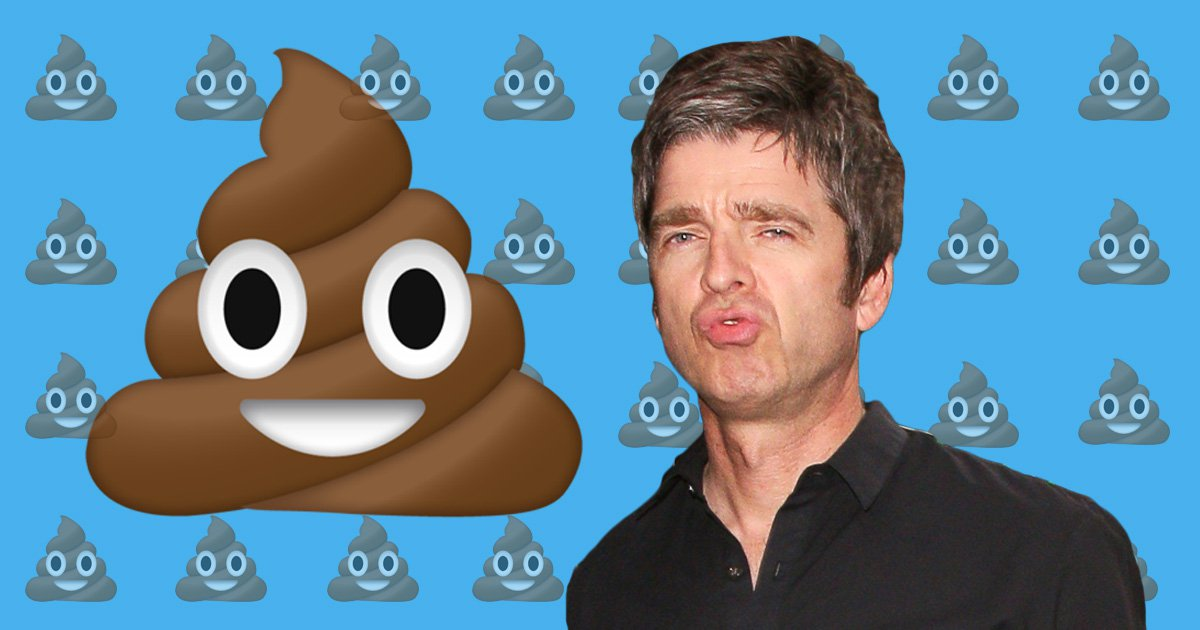 'It's a fair cop': Noel Gallagher owns up to 'taking a sh*t in neighbour's bath'
