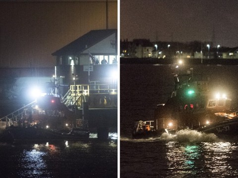 Major search underway as man vanishes from UK-bound ferry