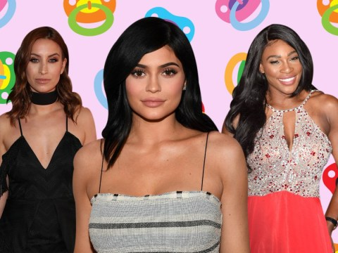 From Kylie Jenner to Ferne McCann – the celeb mamas celebrating their first Mother's Day