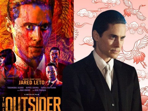 Jared Leto's new Netflix film The Outsider slammed as some say it's worse than Bright