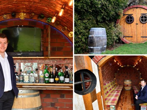 Lord of The Rings inspired homes are now on sale so you can finally live as a hobbit