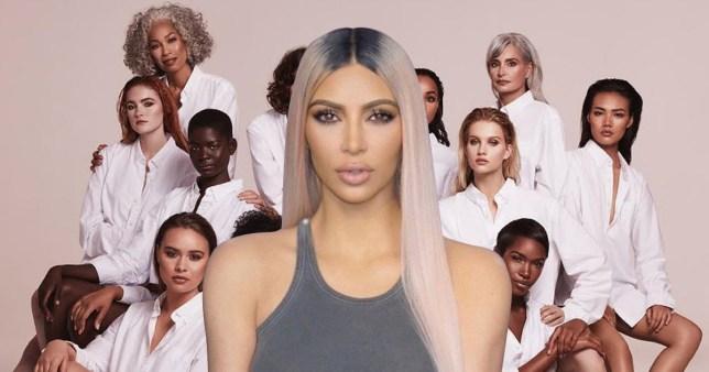 Kim Kardashian hailed 'queen of diversity' over KKW Beauty