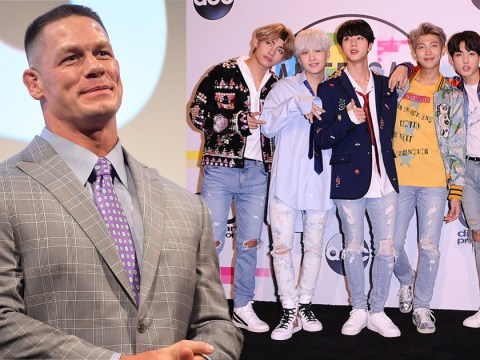 John Cena continues bromance with J-Hope as he praises BTS star's 'street cred'