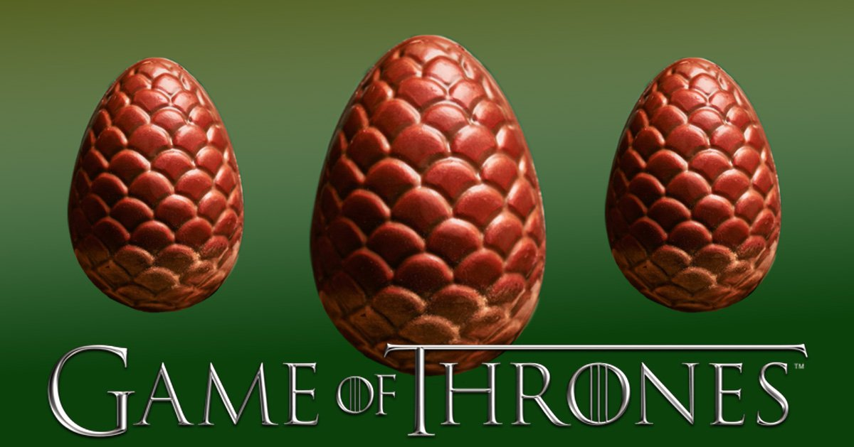 Morrisons launches a Game of Thrones themed Easter egg
