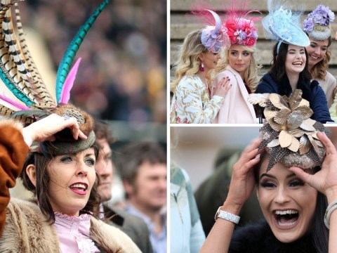 Ladies Day at Cheltenham Festival looks a lot more classy than day one