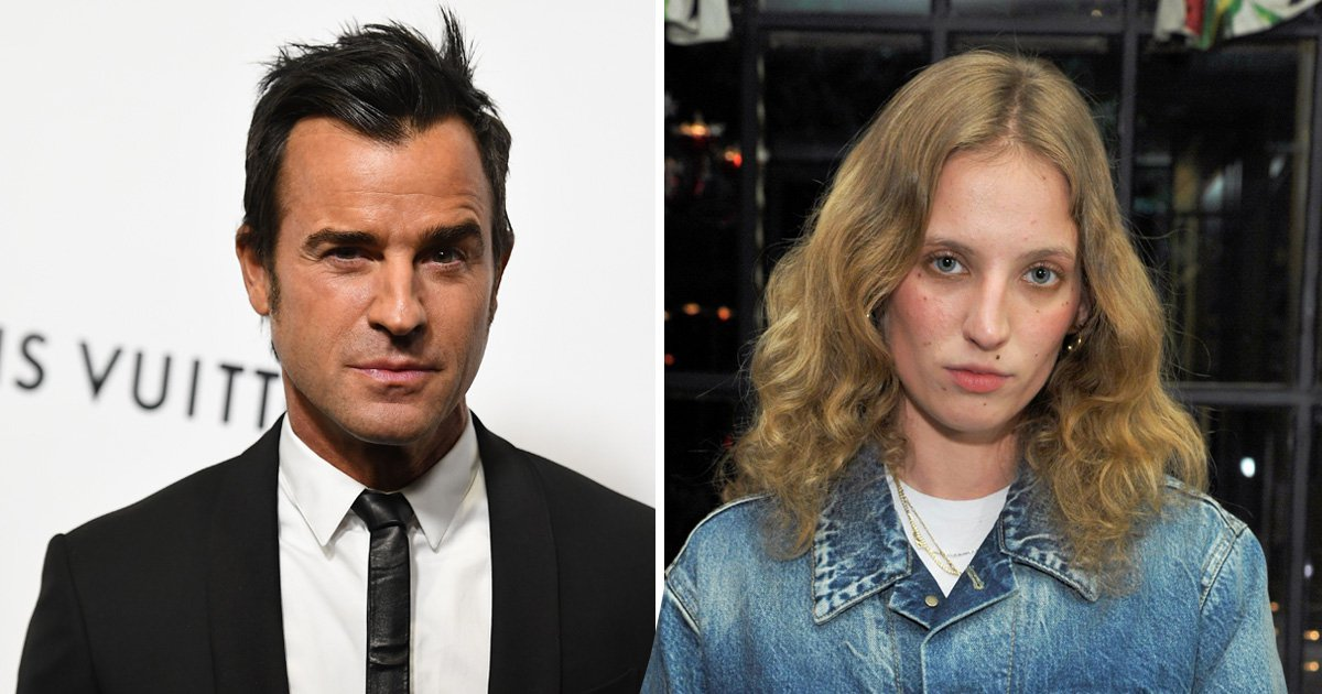 Justin Theroux 'dating artist Petra Collins' following split from Jennifer Aniston