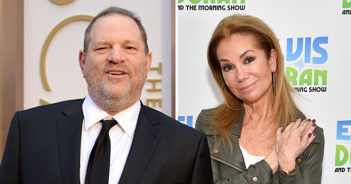 Kathie Lee Gifford defends 'friend' Harvey Weinstein: 'Being a jerk isn't the same as being a rapist'