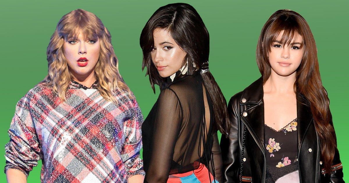 Selena Gomez 'jealous of Camila Cabello over Taylor Swift'