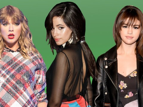 Selena Gomez 'jealous of Camila Cabello over Taylor Swift'