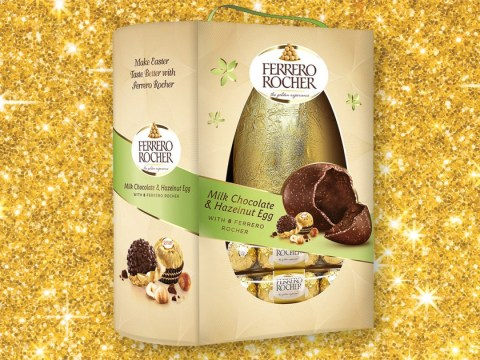 Ferrero Rocher Easter eggs exist and they sound like heaven in a shell