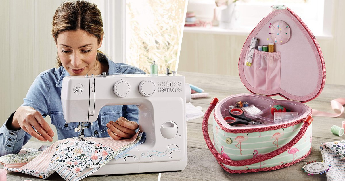 Aldi has just launched a new hobby and craft range