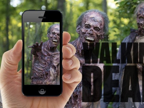 The Walking Dead's new video game is a mix between Pokemon GO! and COD Zombies