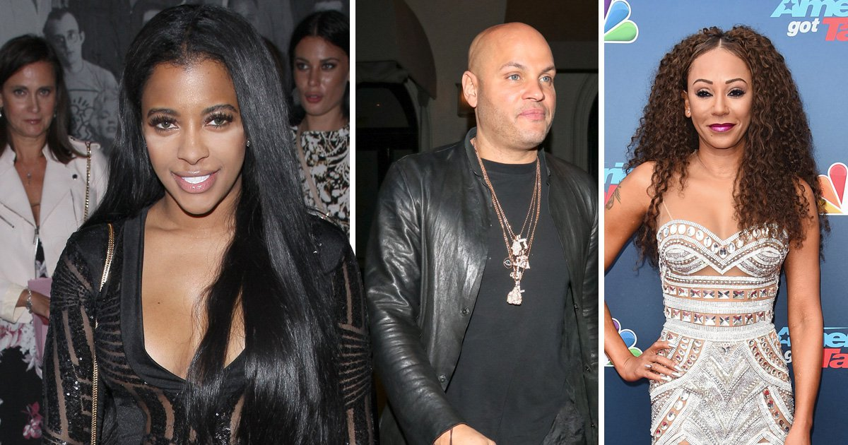 Stephen Belafonte's new girlfriend defends producer over 'messy divorce' from Mel B