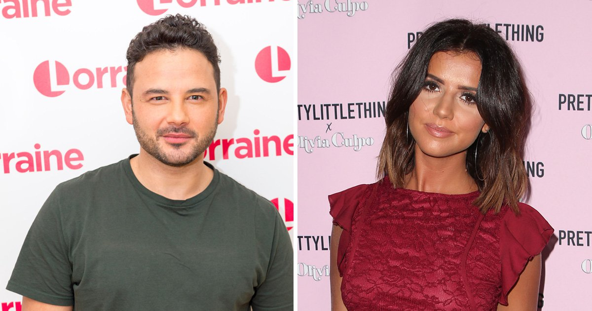 Ryan Thomas fuels engagement rumours 'after splashing out on diamond ring' for Lucy Mecklenburgh