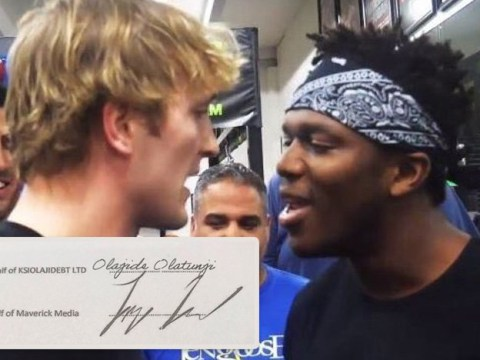 YouTuber KSI confirms fight with Logan Paul as he signs two-match deal for UK and US