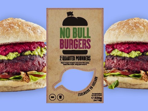 Iceland is launching the UK's first bleeding vegan burger you can buy in the supermarket